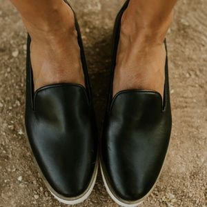 Roolee Leather Loafers